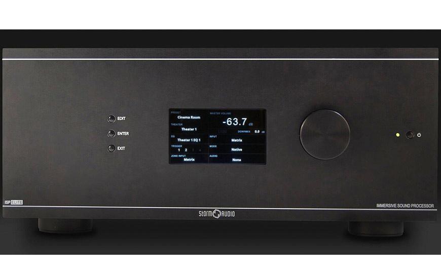 StormAudio ISP Elite procesador de sonido inmersivo