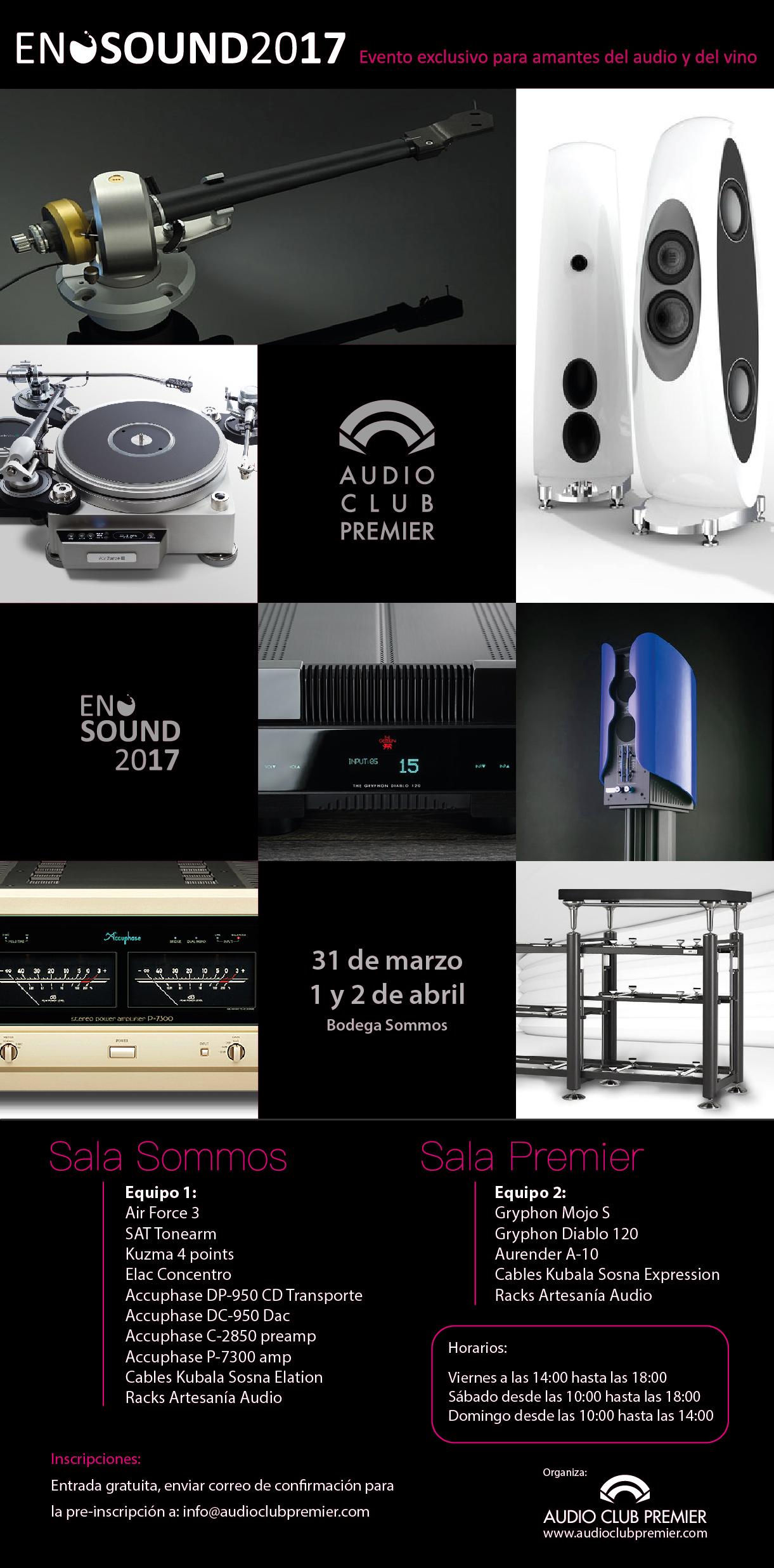 Enosound 2017
