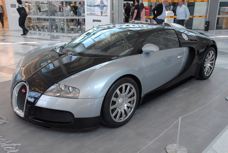Bugatti en High-End Munich 2017