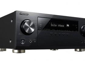 Receptores de A/V Pioneer compatibles Dolby Atmos y DTS:X