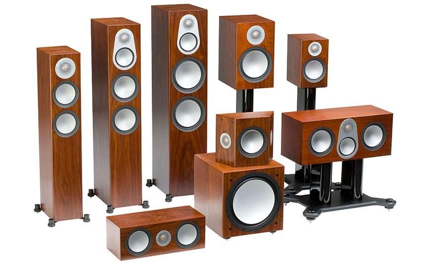 Monitor Audio Serie Silver 6ª Generación