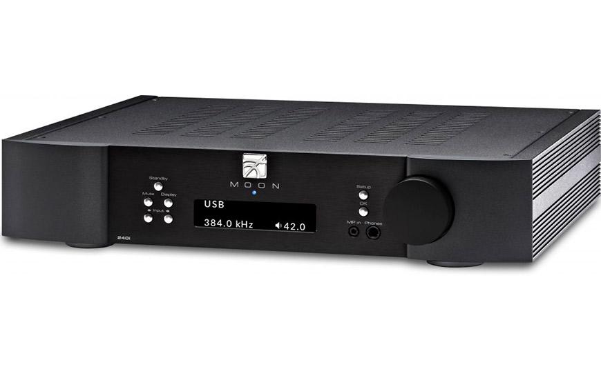 Simaudio MOON 240i amplificador integrado estereofónico de altas prestaciones