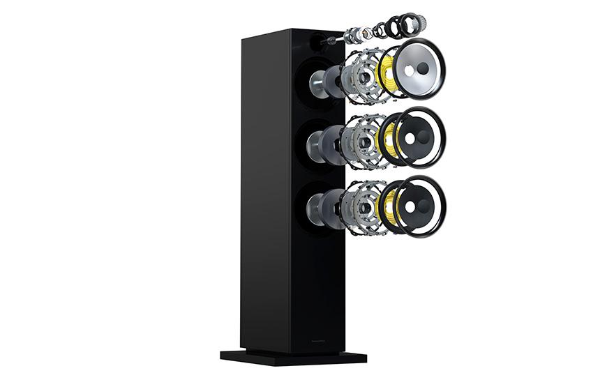 Bowers & Wilkins Serie 600 cajas acústicas