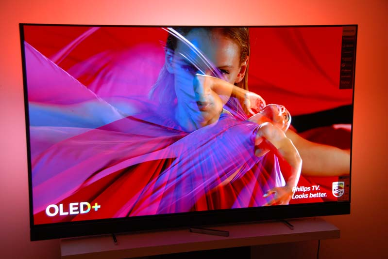 Philips TV OLED 903 con sonido B&W
