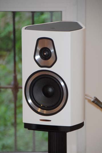 Sonus Faber Sonetto en Supersonido